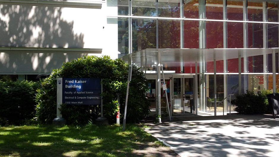 Fred Kaiser Building